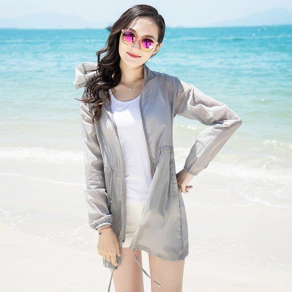 Gris (ropa protectora contra el sol Por Medio