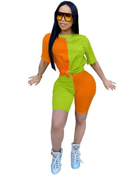 Verde + laranja