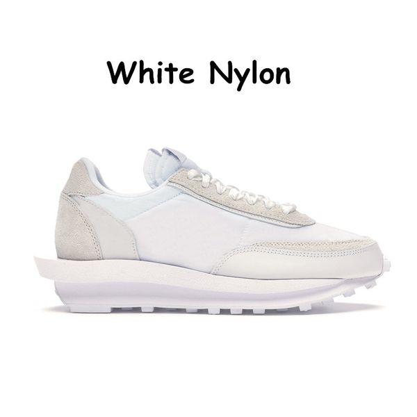 1 White Nylon
