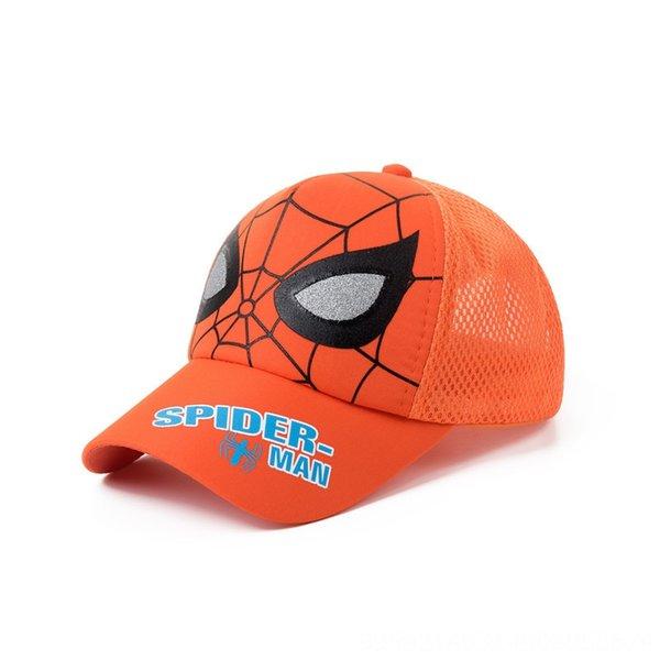 naranja hombre araña