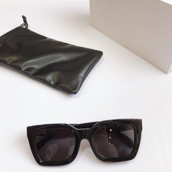 Black frame black