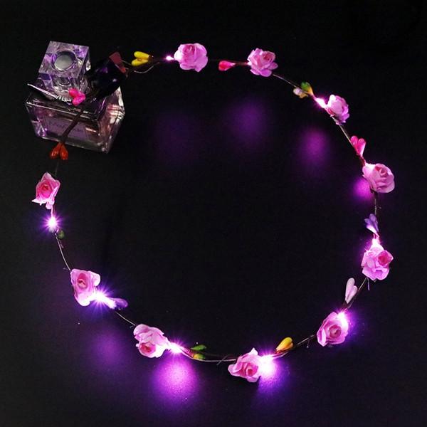 Luminous Rosa