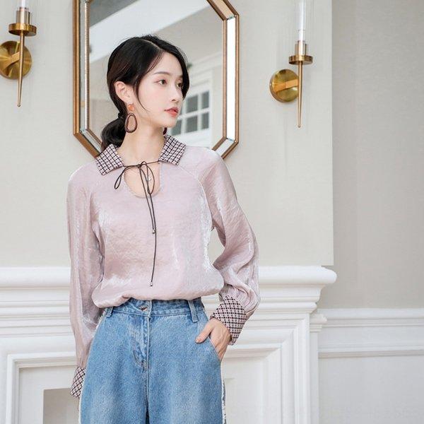Rosa Viola Pearl Camicia