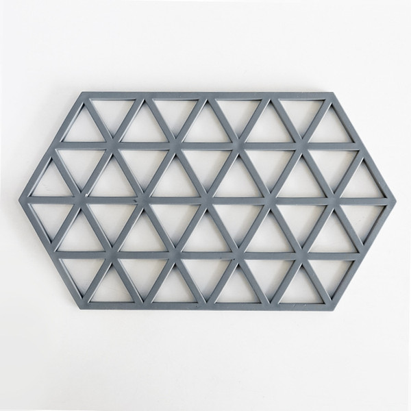 Hexagon Grande Grey