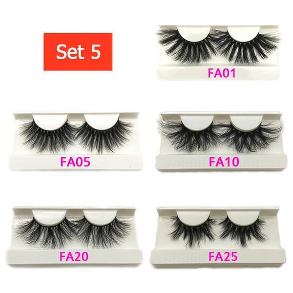 30 paires Set5