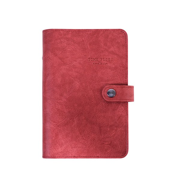 Red A5 Only Cover