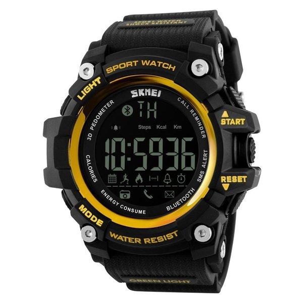 Smart Gold Watch