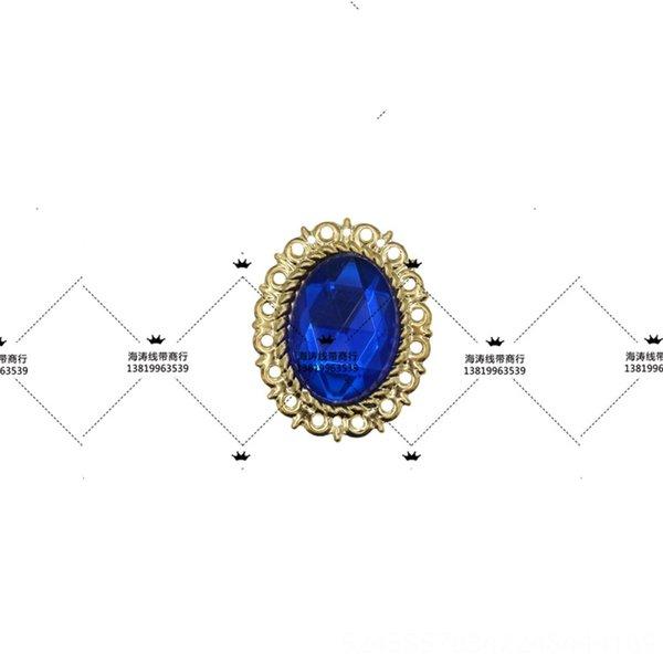 Dark Blue Diamond с золотым Bottom