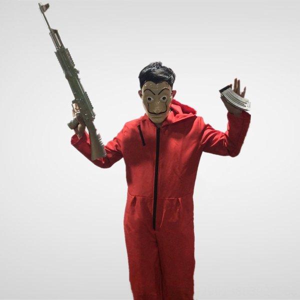 Combate uniforme Red (Dali)