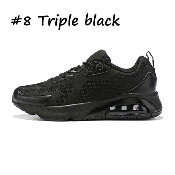 8 Тройной черный