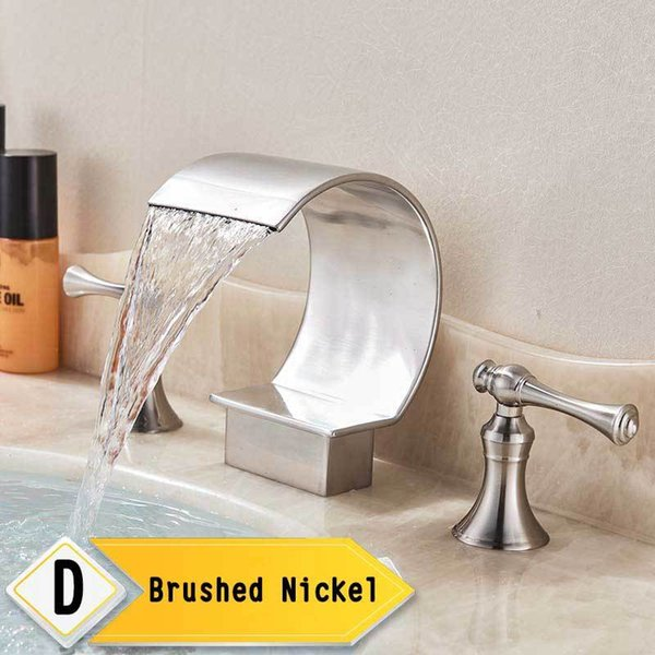 Brushed Nickel D