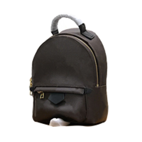 best selling wholesale new pattern Luxury designer bag Backpack high quality leather backpack fashion Mini Backpack free shipping