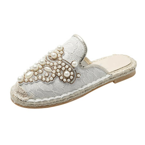 pantofola bianco
