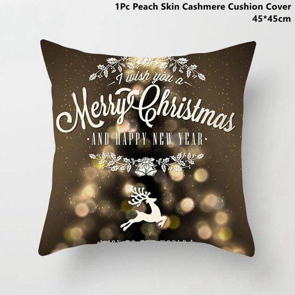 Navidad almohada 9