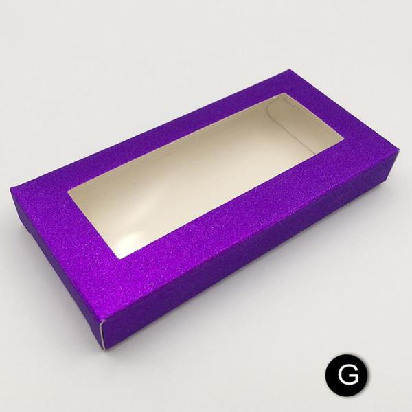 50 adet bir tepsi G kutu