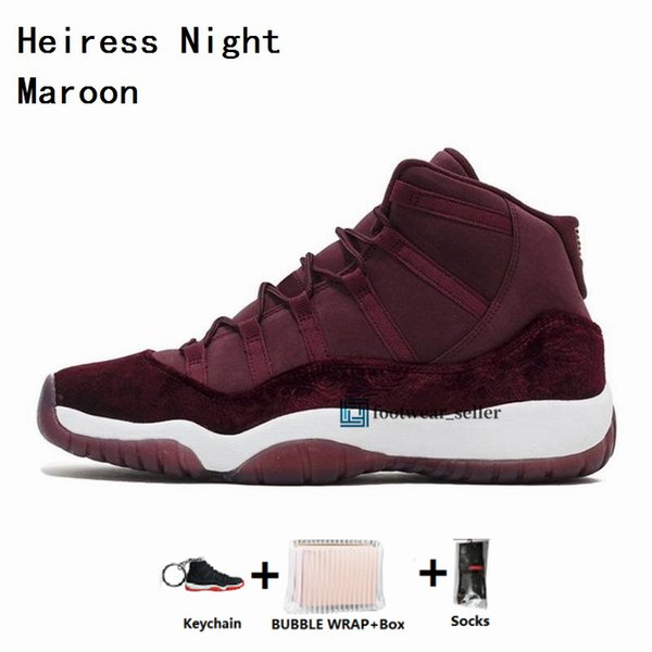HeiressNight Maroon