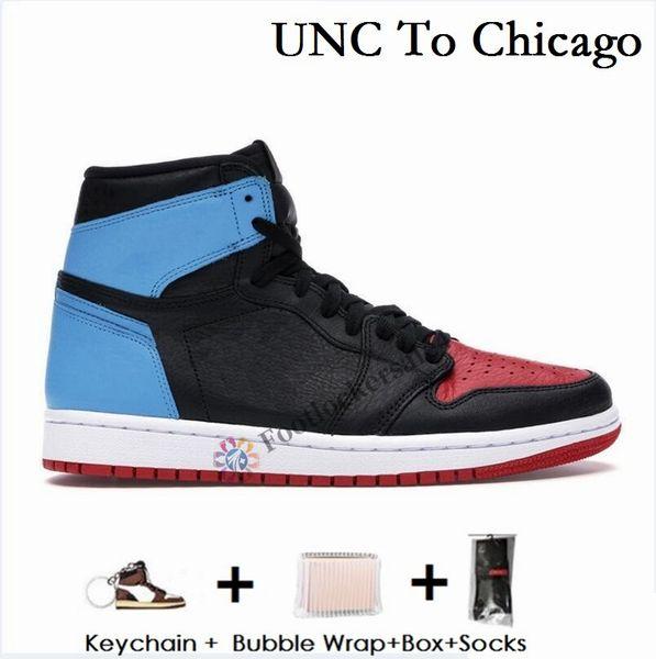 UNC To Chicago