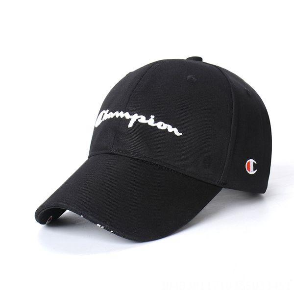 Black Hat Белый Письмо Боковой Вышивание C