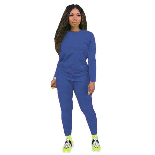 Long Sapphire Blue