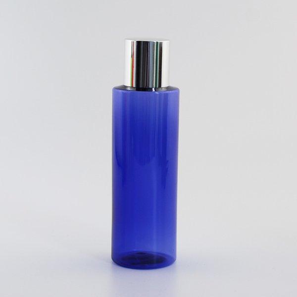 120 ml 120 ml Mavi şişe PET