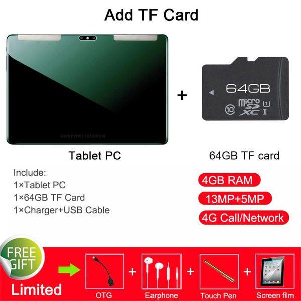 Adicionar 64GB cartão do TF