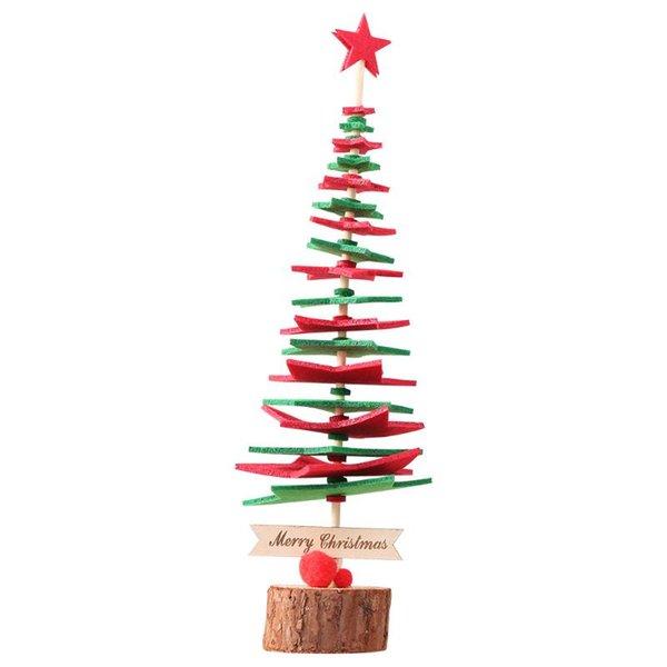 Mini Yılbaşı Ağacı