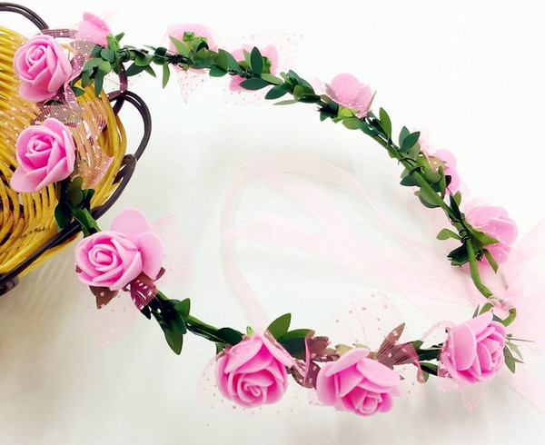12 Las flores rosadas