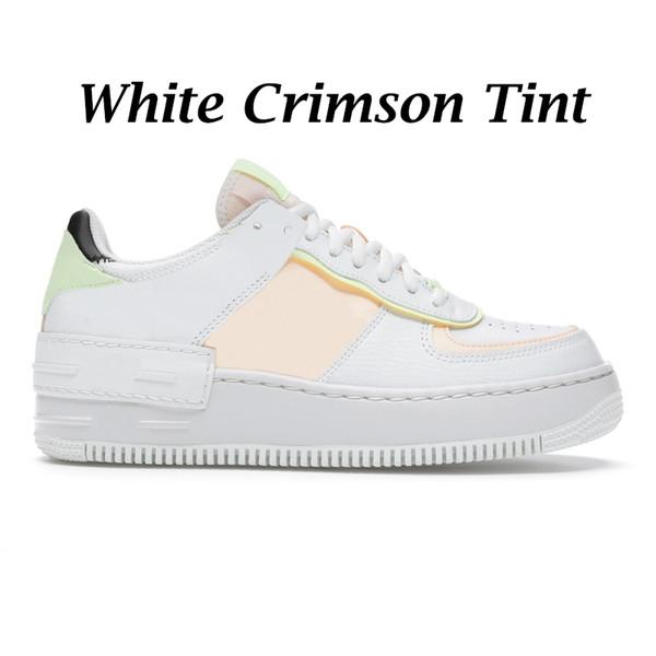 الأبيض قرمزي تينت