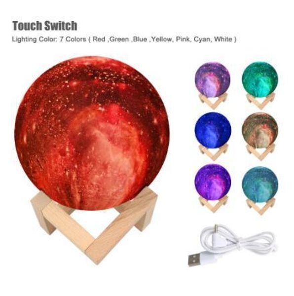 8cm / tactile 7 couleur