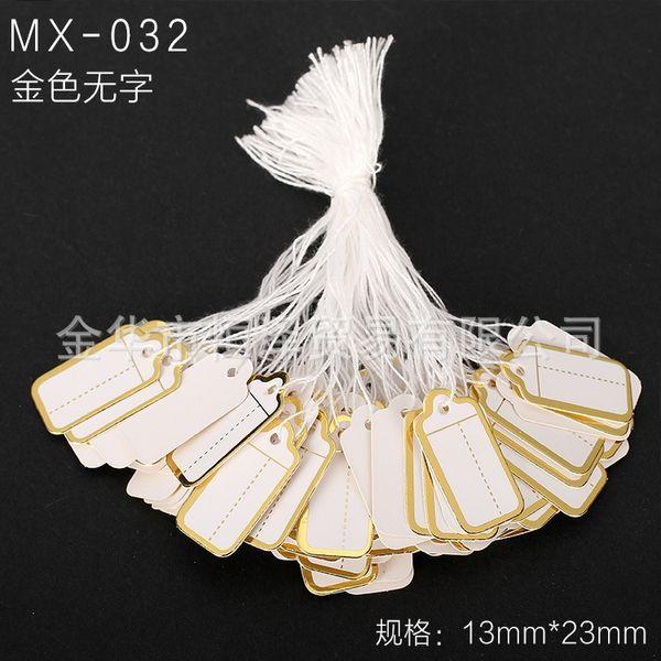 Mx-032-un paquet de 100 pièces