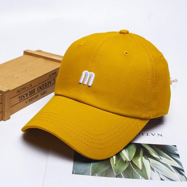 Tridimensional bordado M-amarillo-6