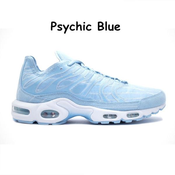 16 psychique Bleu