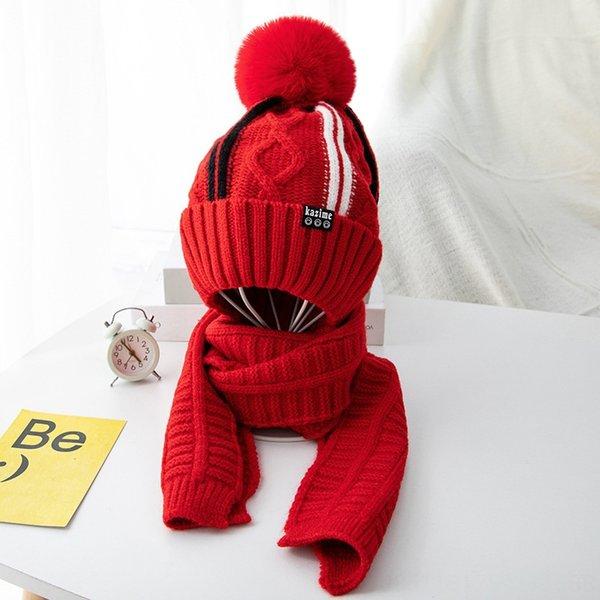 kırmızı Suit