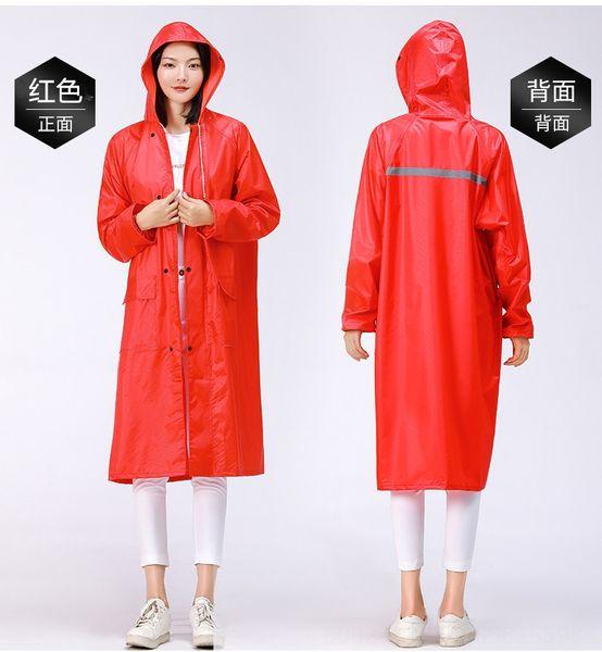 Red duplo Brim Zipper Estilo Para