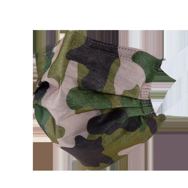 Camuflagem Verde