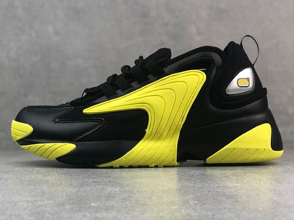 A14 40-45 Amarelo Dinâmico