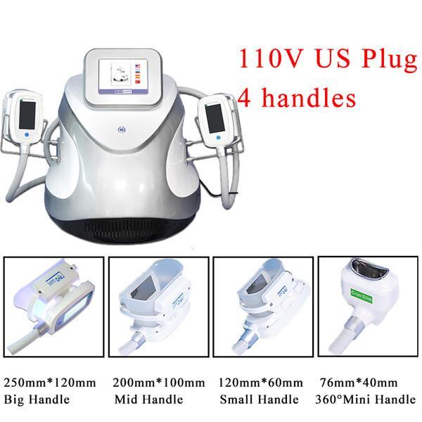 110V США Plug 4 ручки