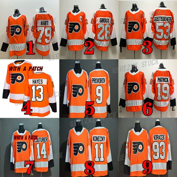 Philadelphia Flyers Orange