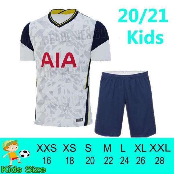 Talla para niños 16-28