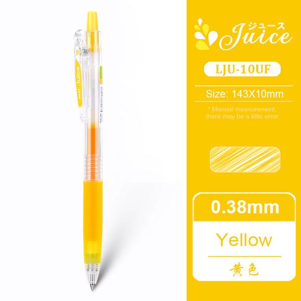 0,38 mm amarillo