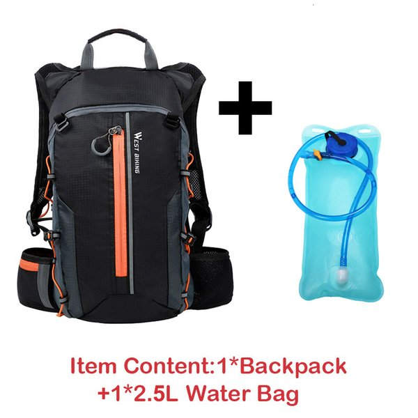 Arancione E Water Bag