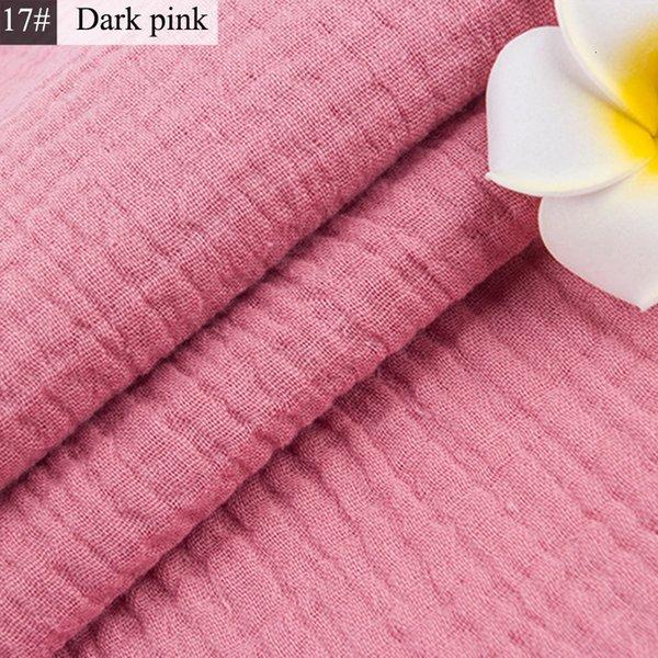 17-scuro rosa-50cm x 135 centimetri