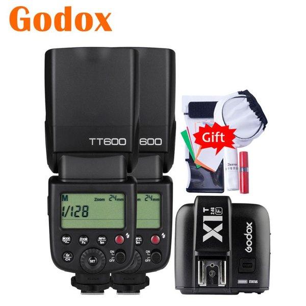 TT600 x2 With X1T-F
