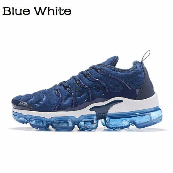 Bleu blanc