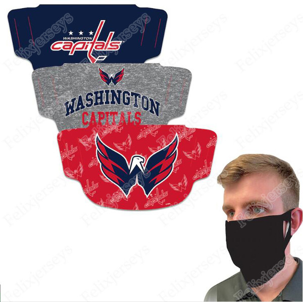 Capitales de Washington-orden de la mezcla