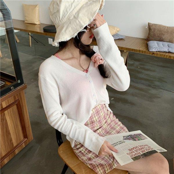 Bianchi protezione solare Abbigliamento