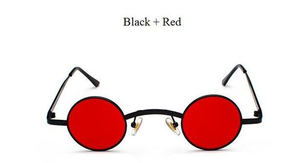 Schwarz Rot