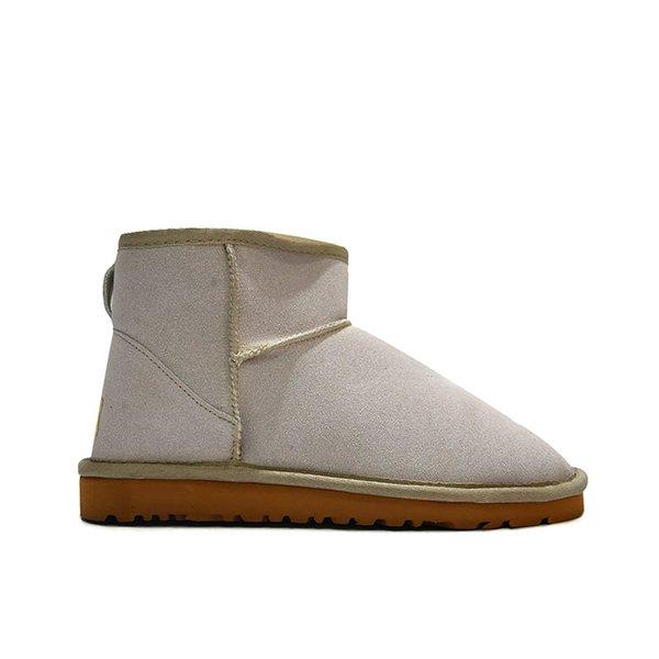 A24 Klasik Mini Boot - Bej