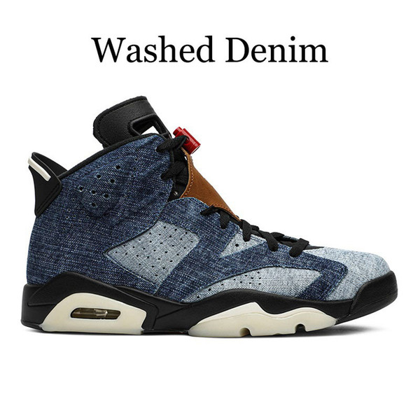 Washed Denim