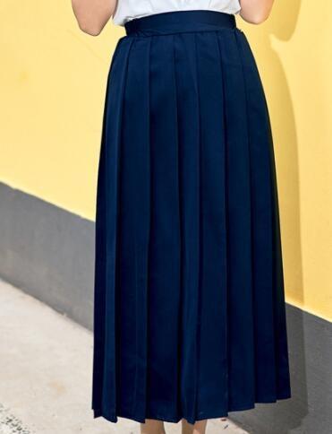Blu Scuro Vestito